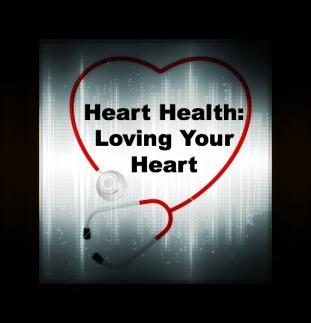 Stethoscope Heart Symbol. Illustration on white background